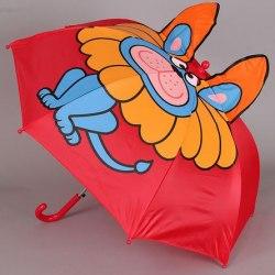 Зонт детский с ушками (4 цвета) ArtRain 1653