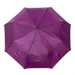Зонт полуавтомат (Фиолетовый) Prize 361
