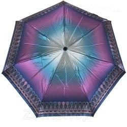 Зонт с абстракция на шёлке Три слона 362L