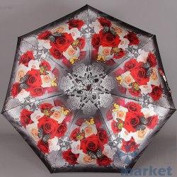 Зонт облегчённый шёлковый Три слона 090