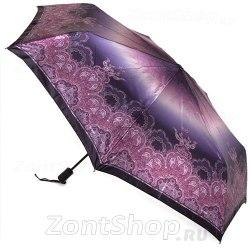Зонт с розовой абстракцией Три слона 362L