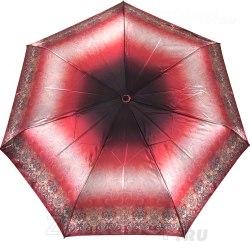 Зонт с красной абстракцией Три слона 362L