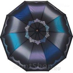 Женский зонт (Синий) Три слона 310