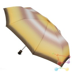 Зонт женский (Жёлтый) Три слона 105