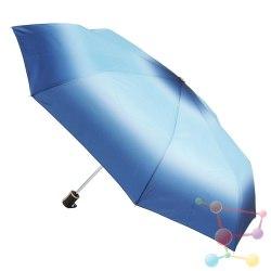 Зонт женский (Голубой) Три слона 105