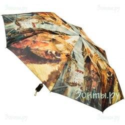 Зонт женский автомат Zest 23745 (Лодки)