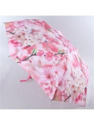 Зонт женский автомат Zest 23945 (Розовая яблоня)