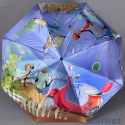 Зонт женский автомат Trust 30471 Молодёжный