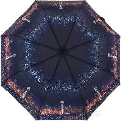 Зонт женский полуавтомат Три слона 881 Башня