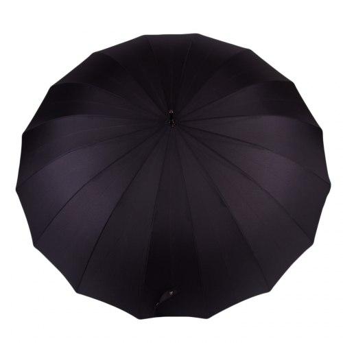 Зонт- трость на 16 спиц Три слона 1600