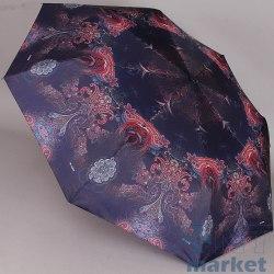 Зонт женский автомат Три слона 883 Синий