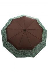 Зонт женский автомат Gimpel 16115 (зелёный)