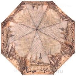Зонт женский автомат Zest 23745 (Городок)