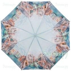 Зонт женский полуавтомат Zest 23625 Венеция
