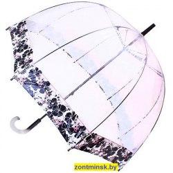 Зонт прозрачный Zest 51570 (Цветы)