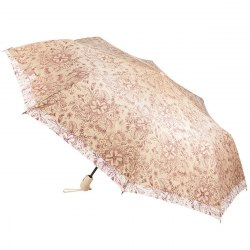 Зонт женский автомат Zest 23849 Бежевый