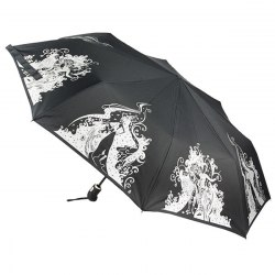 Зонт женский автомат Zest 23849 Серебро