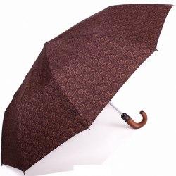 Зонт мужской полуавтомат Zest 43662 Коричневый