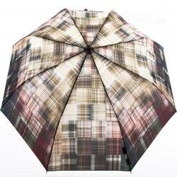 Зонт женский автомат Zest 23995 Клетка