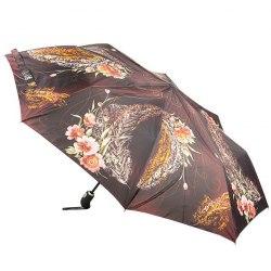 Зонт женский автомат Zest 23849 Коричневый