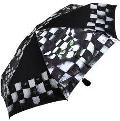 Зонт женский автомат Zest 23944 Кот