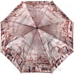 Зонт женский автомат Zest 53864 Бежевый