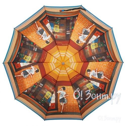 Зонт женский полуавтомат Zest 53616 Стена