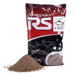 Прикормка рыболовная Rutilus RS Карп темный