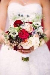 Свадебный букет невесты № 311