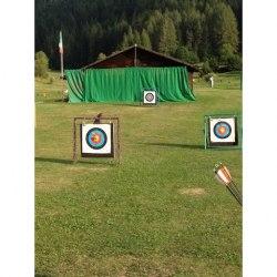 Сетка стрелоулавливающая б.у. J.V.D. Зеленая 3 метра
