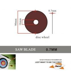 Отрезной круг DECUT Saw Blade