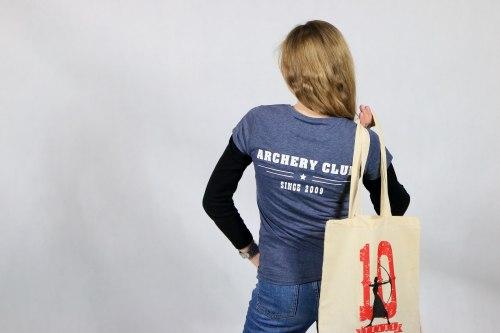 Футболка Archery Club