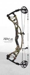 Блочный лук Hoyt Carbon RX-4 Redwrx Turbo 2020
