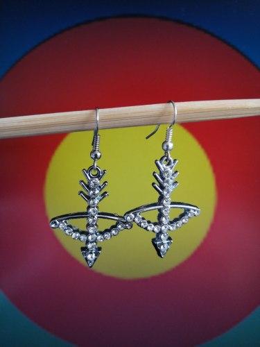 Сережки Archery Club