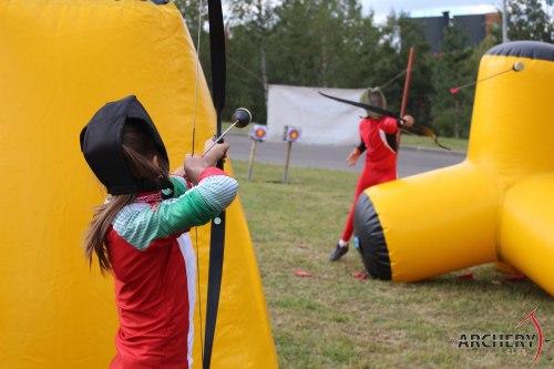 Набор для игры Archery Battle