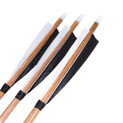 """Стрела деревянная Archery Club """"Люкс"""""""