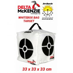 Мишень-куб Delta McKenzie White Box Bag