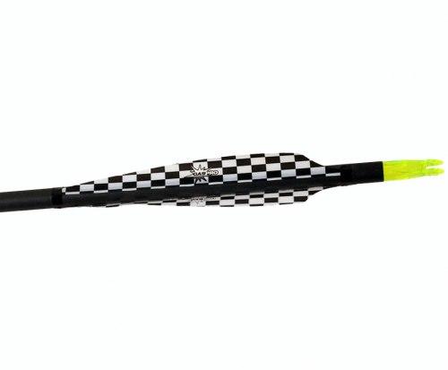 """Перо Gas Pro Spin Vanes Shield Indoor 4.75"""""""