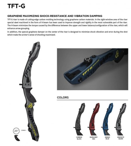 Рукоятка Win&Win Handle Wiawis TFT-G 25""