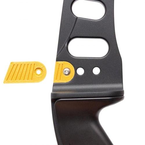 "Рукоятка Gillo Handle G1 Matte 25"" Black Grip"