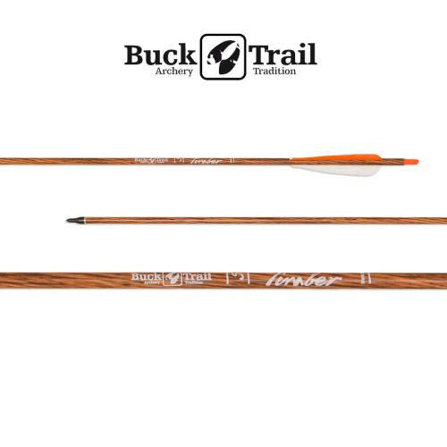 Стрела карбоновая Buck Trail Timber 6.2