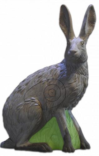 Объемная мишень Заяц