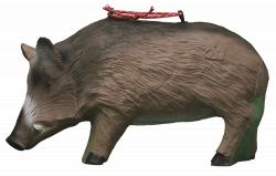 Объемная мишень Свинья дикая