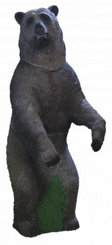 Объемная мишень Медведь