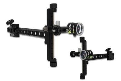 Прицел STARK ARCHERY Compuest Alu RH/LH with scope