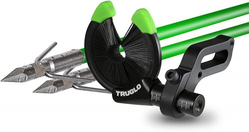 Полка и стрелы для рыбной ловли TRUGLO EZ Arrow Rest With Speedshot Arrows