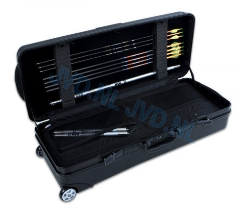 Кофр W&W Archery Case Recurve ABS Black