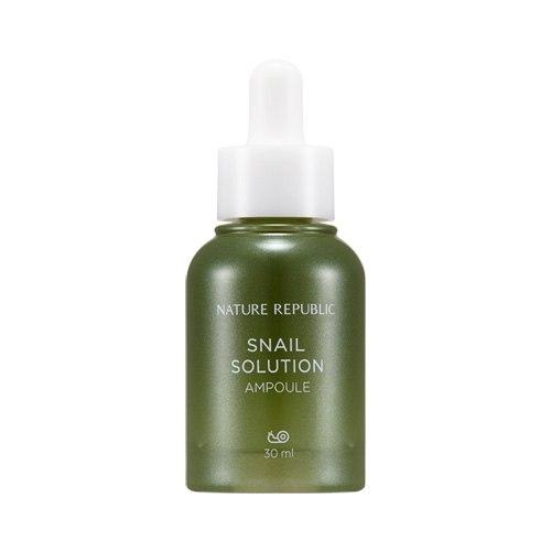Ампульная эссенция с муцином улитки Nature Republic Snail Solution Ampoule
