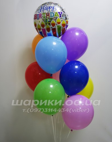 "Букет ""Happy Birthday!"""