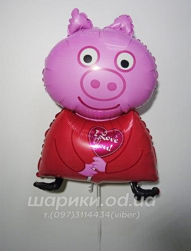 """Сет из шариков """"Мечты свинки Пеппы"""""""